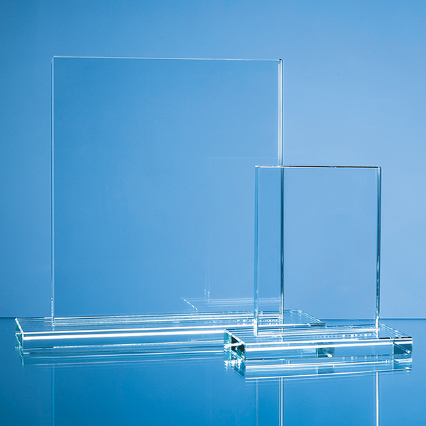 Rectangle glass