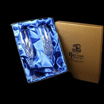 Presentation Box of 2 Westminster Flutes