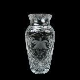 9 inch Urn Vase Fuchsia